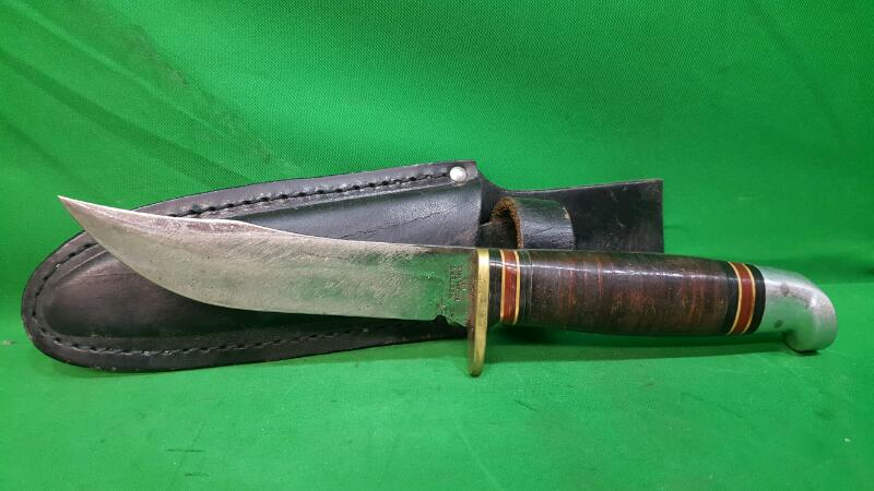 WESTERN KNIVES Hunting Knife BOWIE