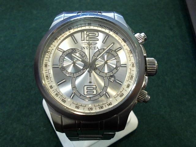 INVICTA Gent's Wristwatch TRINITE 0078