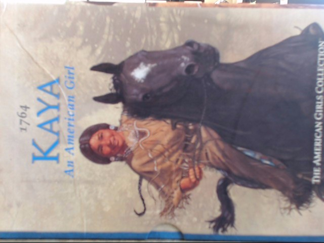 THE AMERICAN GIRLS COLLECTION Fiction Book KAYA 1764
