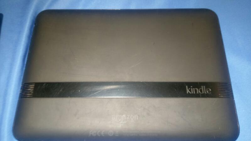 AMAZON KINDLE FIRE HD -MODEL X43Z60 TABLET