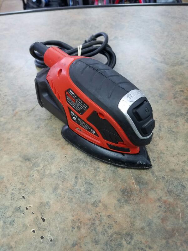 BLACK&DECKER Vibration Sander MS800