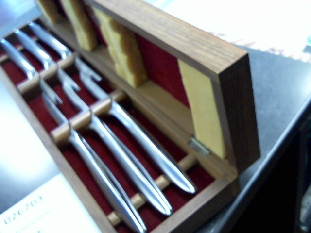 GERBER Kitchen Knife LEGANDRY BLADES