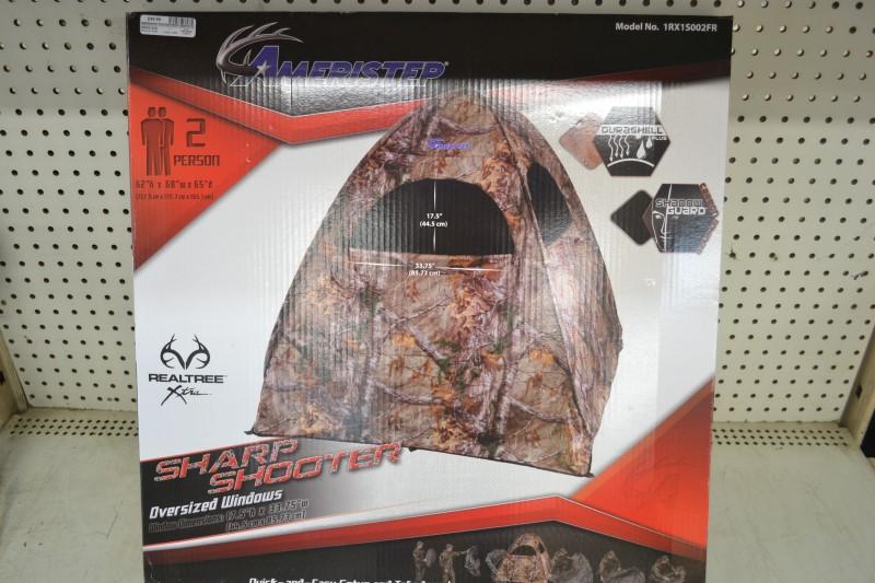 AMERISTEP Hunting Gear DEER BLIND