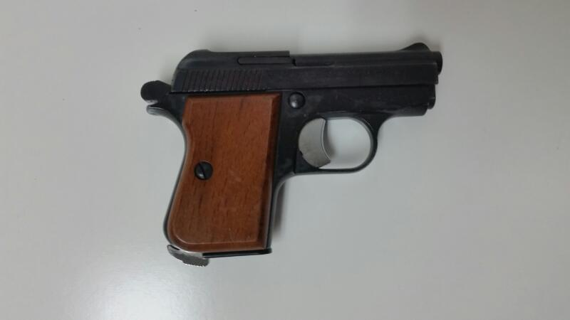 ARMI Frantelli Tanfoglio Pistol GT27 .25auto