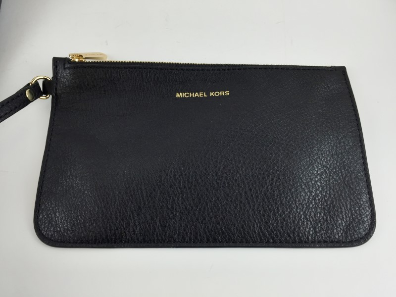 MICHAEL KORS 'MAE' LARGE LEATHER TOTE