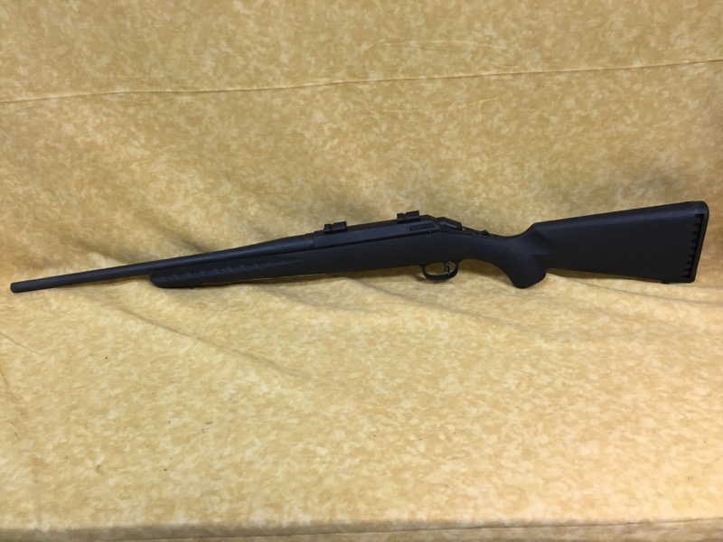RUGER Rifle RUGER AMERICAN COMPACT MATTE BLACK