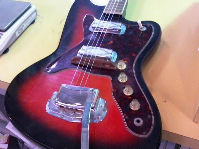 SILVERTONE Electric Guitar ELECTRIC GUITAR