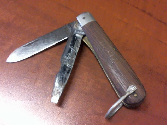 KUTMASTER Pocket Knife TL029