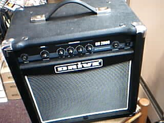 DRIVE Bass Guitar Amp CD200B