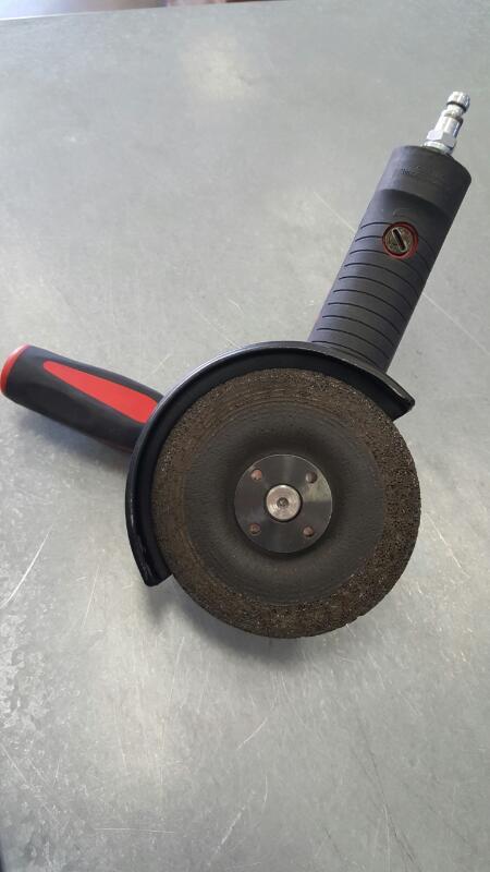 SNAP ON Air Grinder PT450 angle grinder