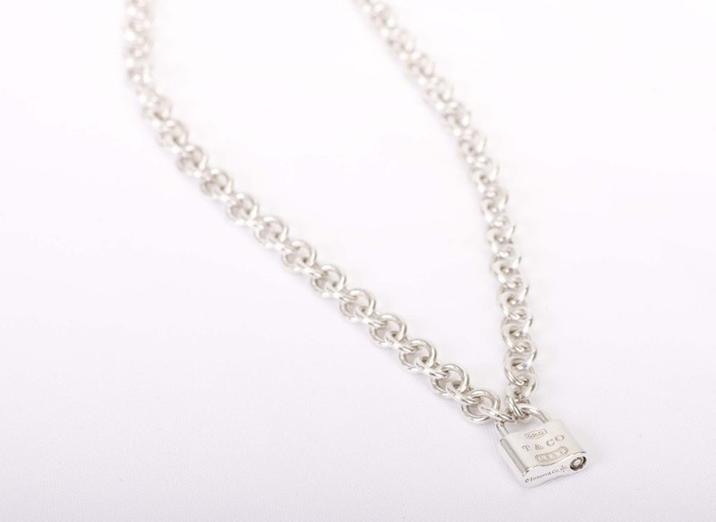 Tiffany & Co. Silver Fashion Chain 925 Silver 43.8g