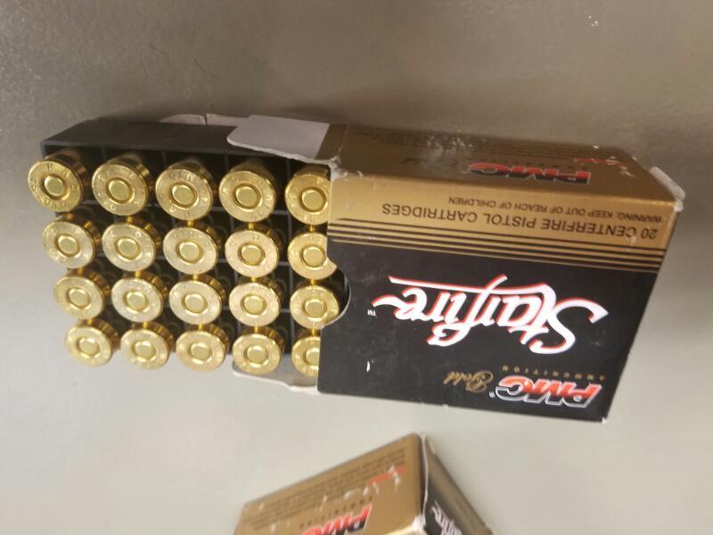 PMC AMMUNITION Ammunition 45SFA