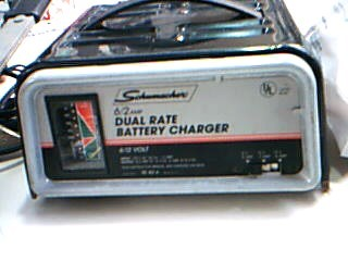 SCHUMACHER Battery/Charger SE-82-6