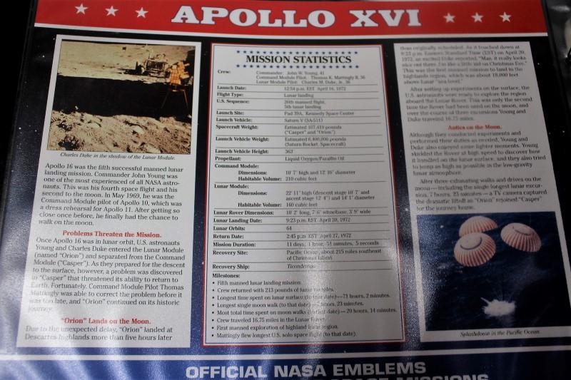 NASA APOLLO BADGE BOOK