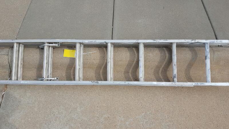 WERNER Miscellaneous Tool 18 FT LADDER