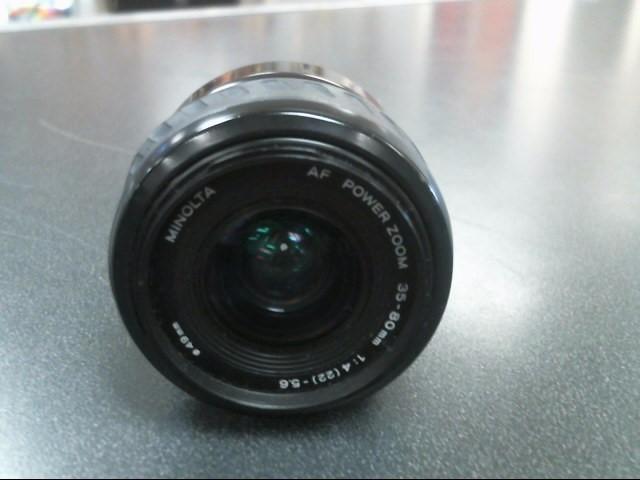 MINOLTA Film Camera AF35-80