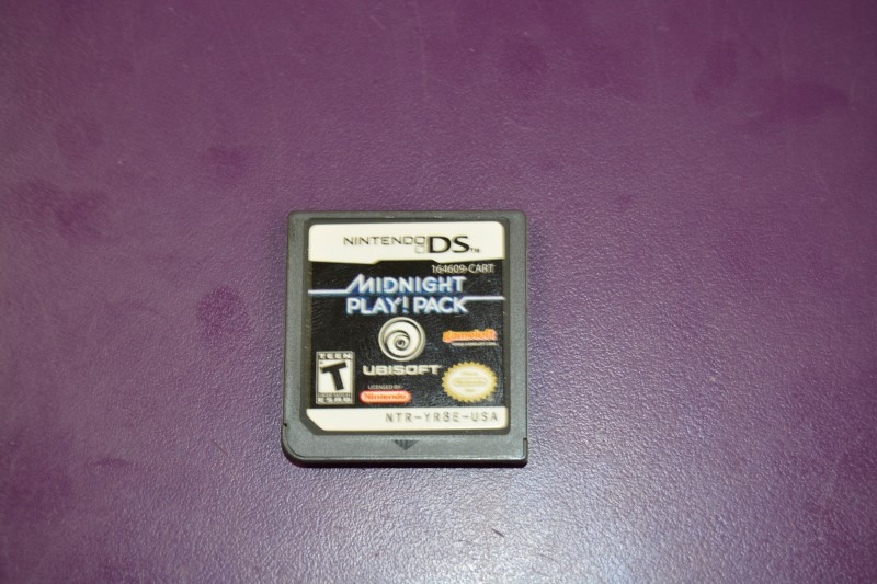 Nintendo DS Game Midnight Play Pack - Game Only