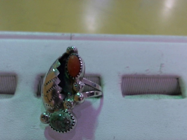 Lady's Silver Ring 925 Silver 5g