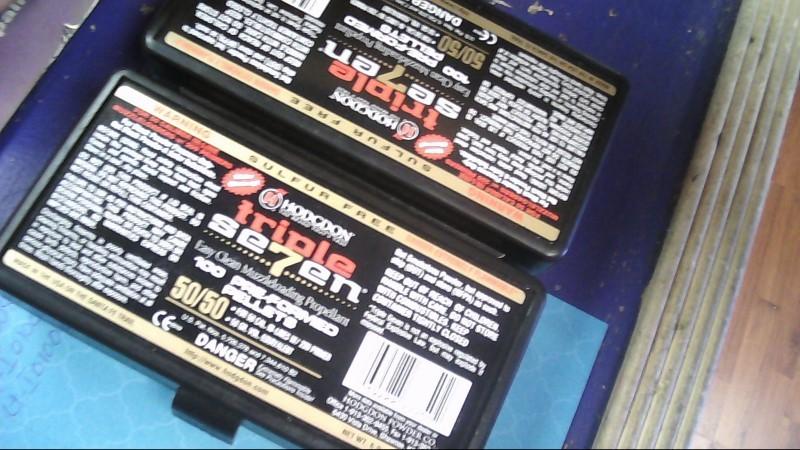HODGDON Ammunition TRIPLE SEVEN 50/50 PELLETS