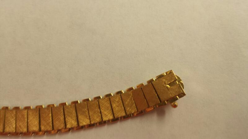 "18K-Y/G 17.5"" Gold Chain 32-DWT"
