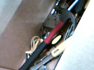 CLARKE Tool Box with Tools TOOL BOX WITH TOOLS