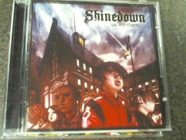 CD SHINE DOWN