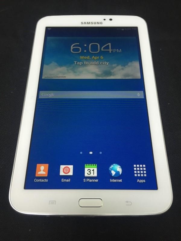 SAMSUNG Tablet SM-T210R GALAXY TAB 3 - 8GB
