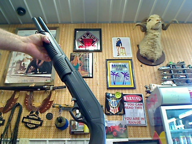 TRISTAR ARMS Shotgun COBRA TACTICAL