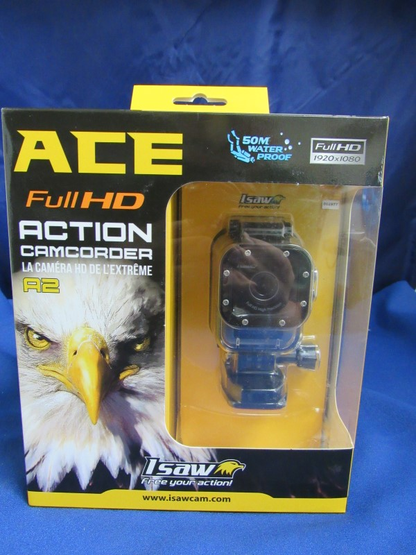 ACE ACTION CAM 1080P FULL HD