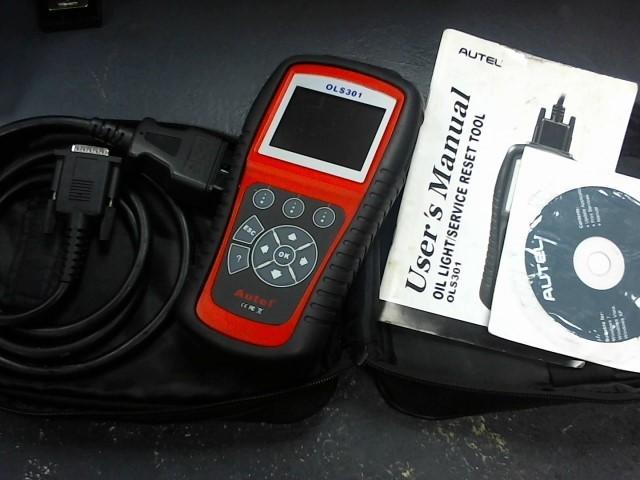 AUTEL Diagnostic Tool/Equipment OLS301