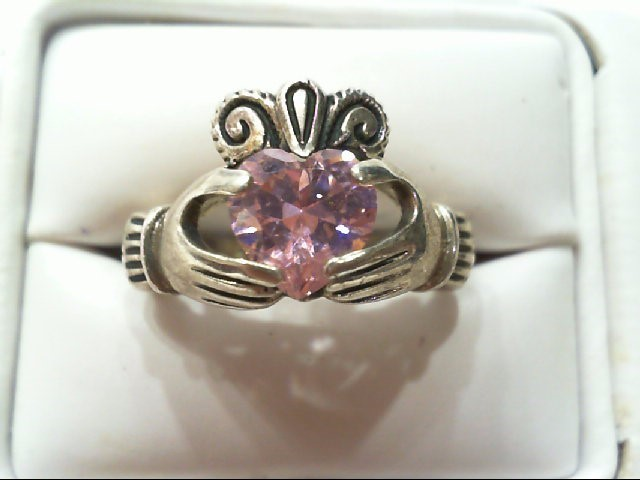 Lady's Silver Ring 925 Silver 5.4g