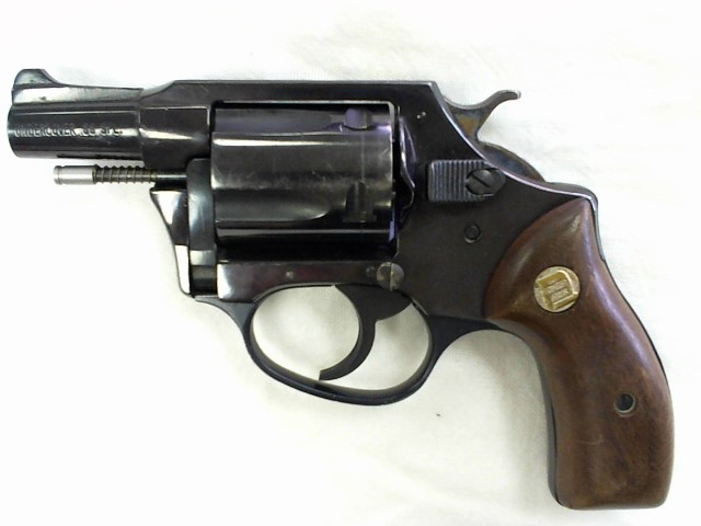 CHARTER ARMS Revolver UNDERCOVER BLUED
