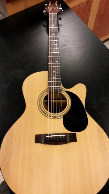 TAKAMINE Acoustic Guitar JASMINE S-34C