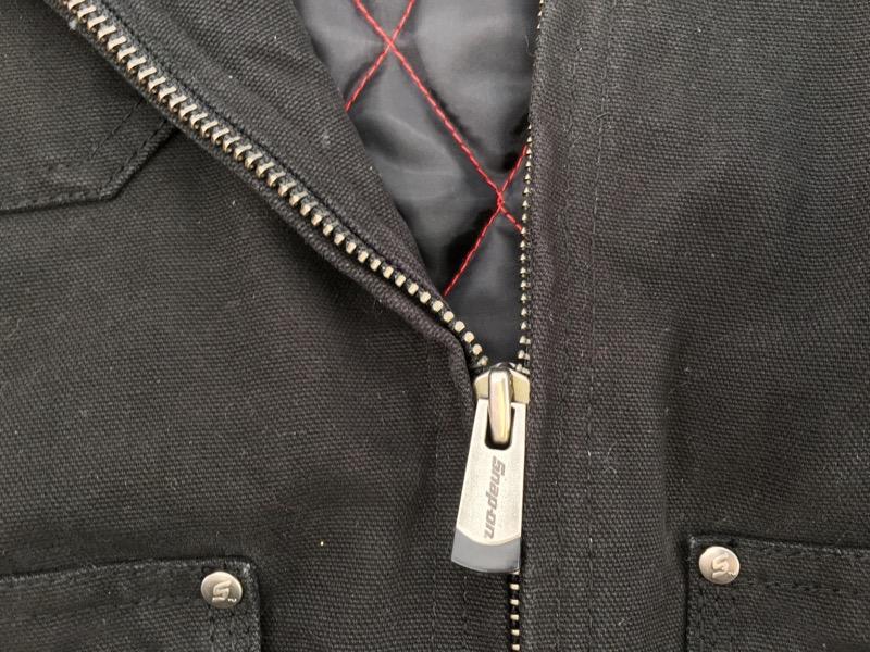 Snap On 95th Anniversary 100% Cotton Jacket XL