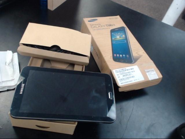 SAMSUNG Tablet GALAXY TAB 3 SM-T217A