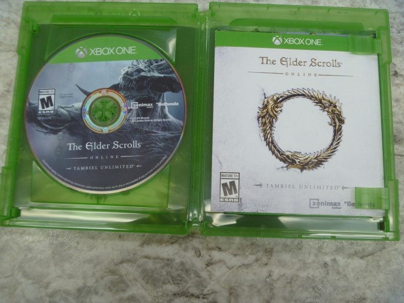 MICROSOFT THE ELDER SCROLLS ONLINE (XBOX ONE)