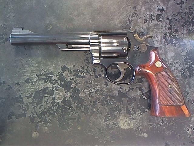 SMITH & WESSON Revolver 19-5