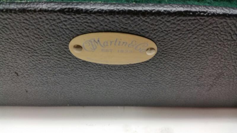 Martin & Co. Model: Custom 6 String Acoustic Guitar Made In USA