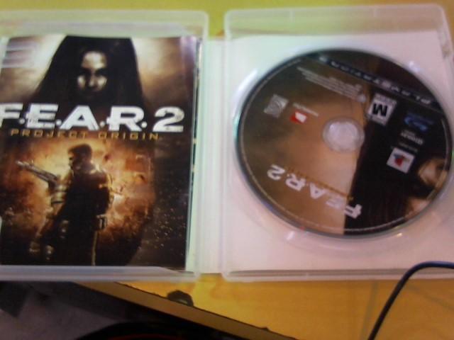 SONY Sony PlayStation 3 Game FEAR 2 PROJECT ORIGIN