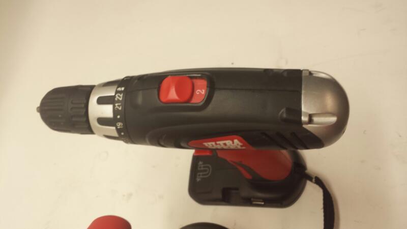 Ultra Steel Model: AP00965G Drill/Driver & Circular Saw