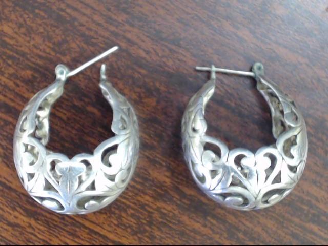 Silver Earrings 925 Silver 9.3g