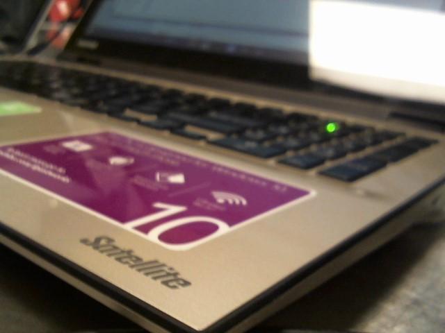 TOSHIBA Laptop/Netbook SATELLITE L55W-C