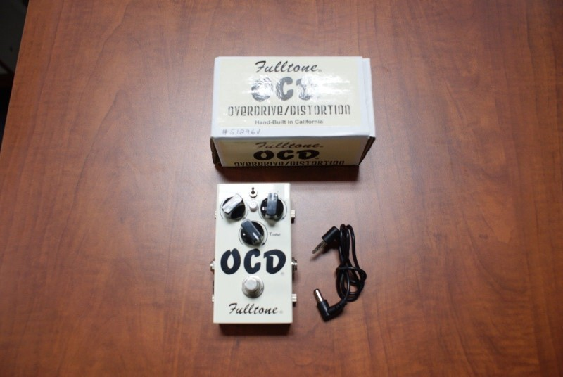 FULLTONE Effect Equipment OCD