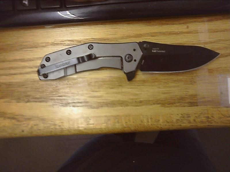KERSHAW Pocket Knife 1555TI
