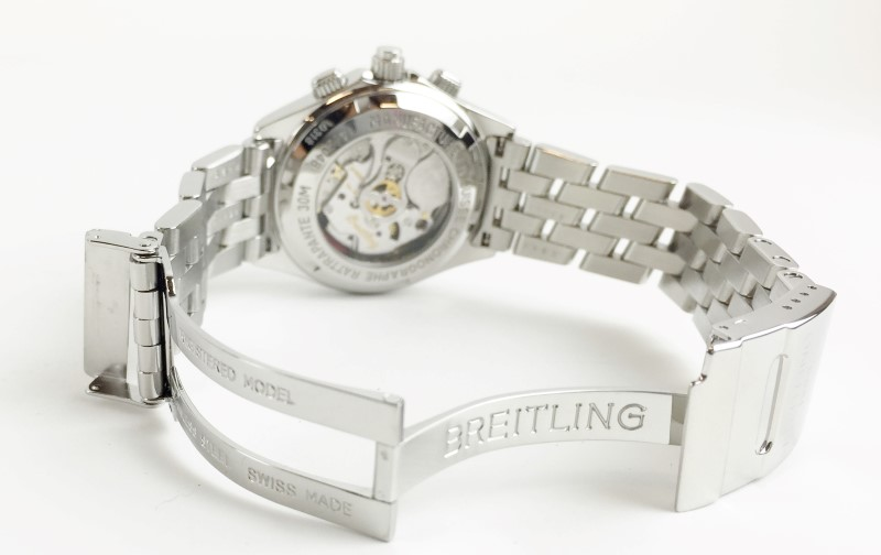 BREITLING Gent's Wristwatch CHRONOGRAPHE RATTRAPANTE GENTS WATCH A69048