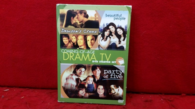 Drama TV DVD Starter Set Dawson's Creek, Party of Five, Beautiful People