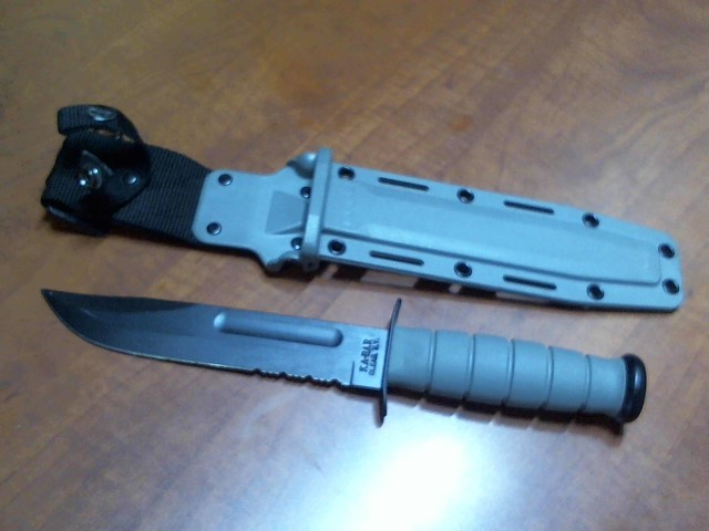 KA-BAR KNIVES Combat Knife 1211