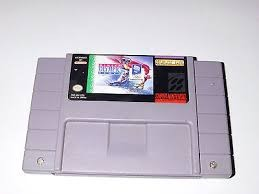 NINTENDO SNES Game WINTER OLYMPIC GAMES '94 SNES
