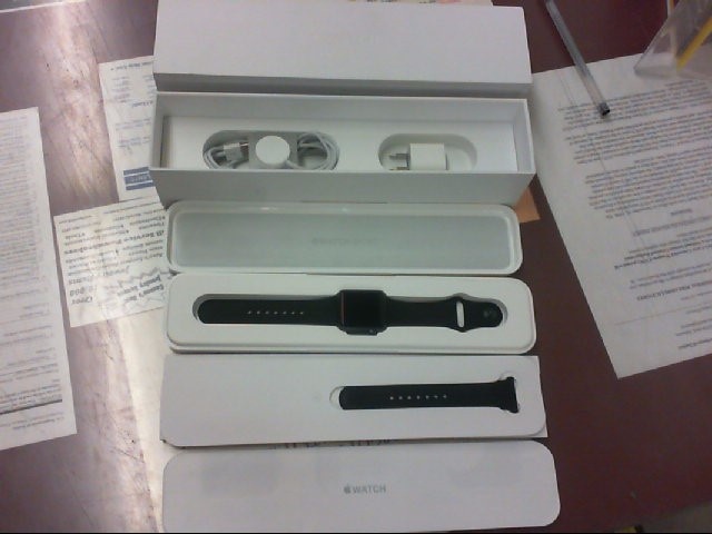 APPLE Cell Phone Accessory MJ2X2LL/A - WATCH