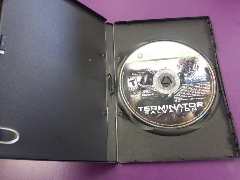 Xbox 360 Terminator Salvation (2009)